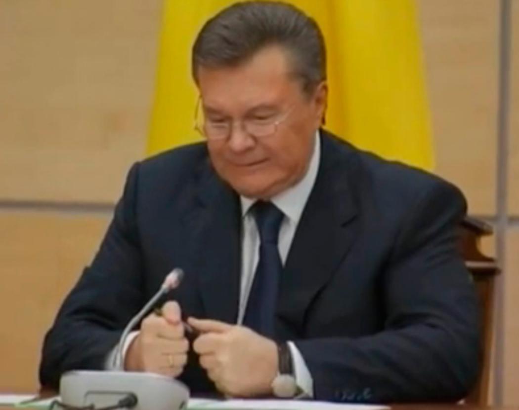 Как Путин Януковича свергал