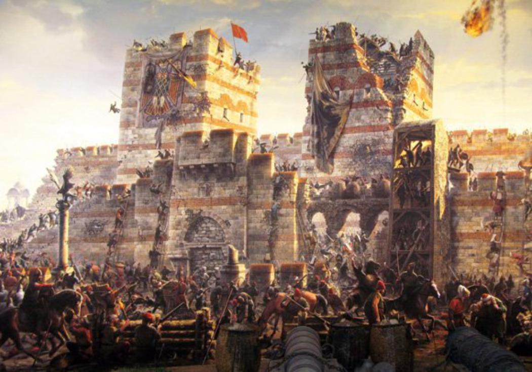 информация падение византии истоиический урок мне позвонили, пригласили