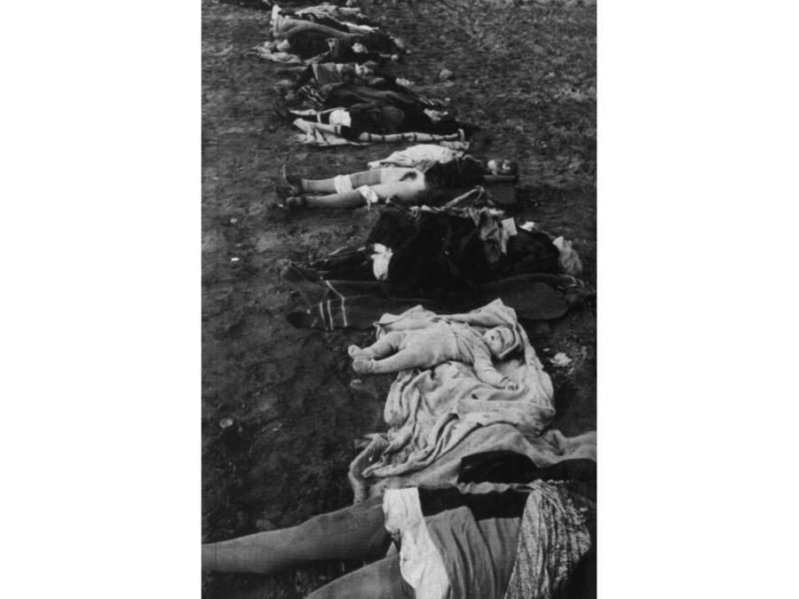 Про зверства советских «освободителей» в Европе….
