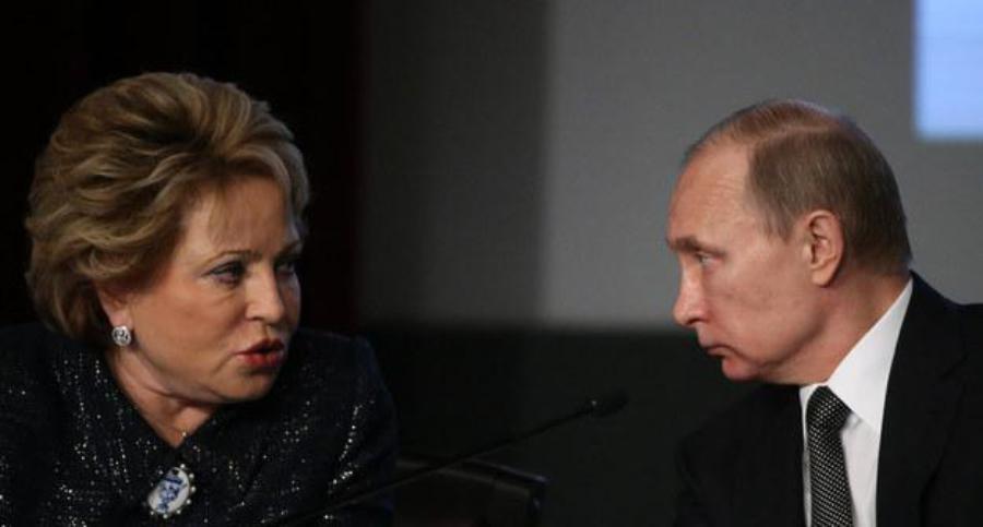 Гламурная жизнь свиты Владимира Путина