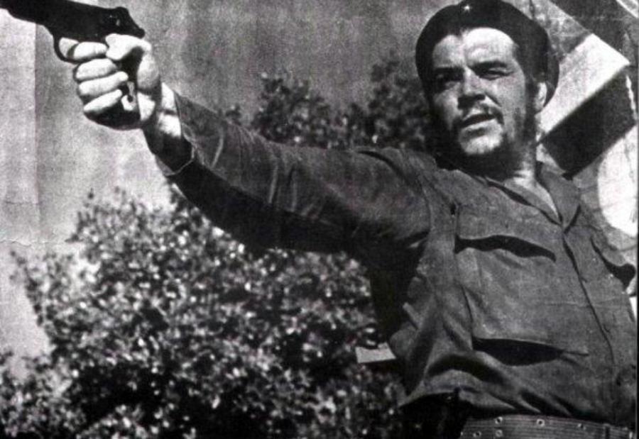 Кровавый палач Че Гевара