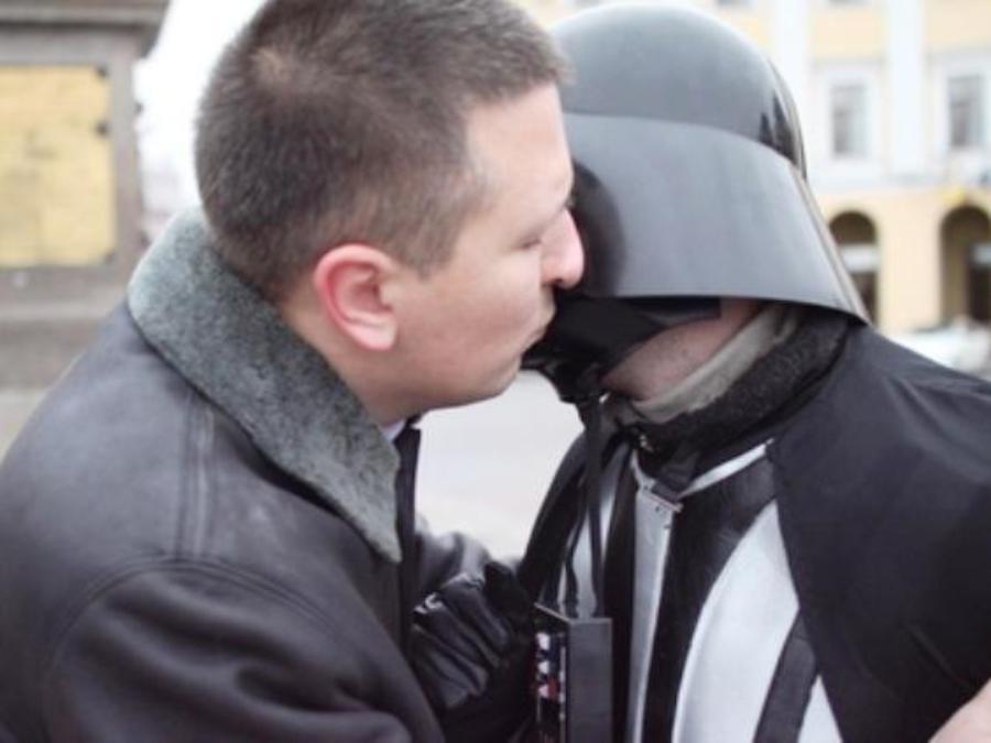 Кто ты Дмитрий Голубов обвинивший Саакашвили в коррупции?