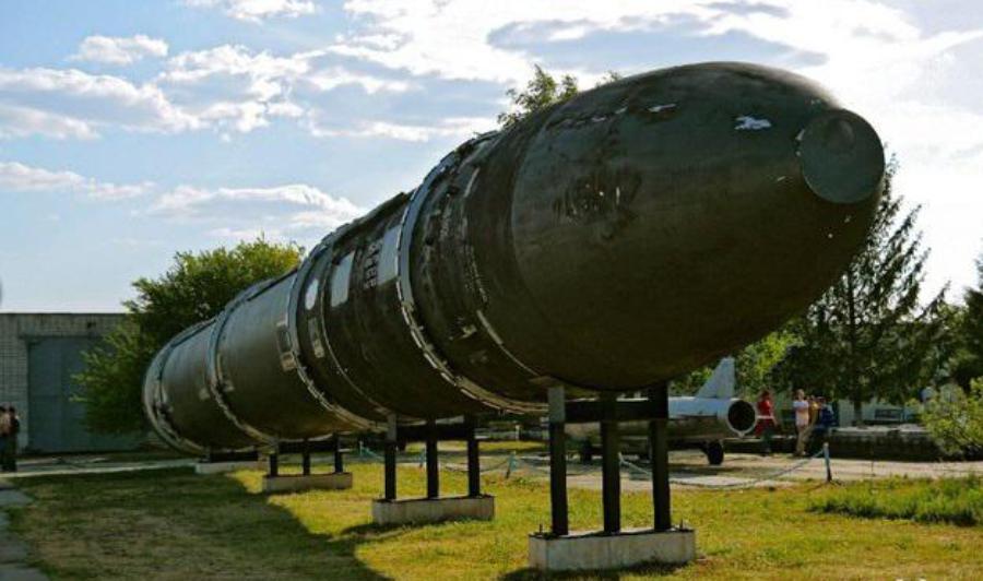 Сгнивший ядерный щит родины