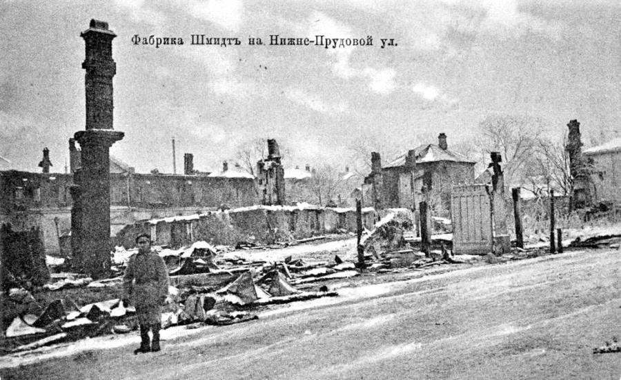 Вступление в наследство Революции 1905 года улица взыскание ущерба при ДТП Челюскинцев переулок
