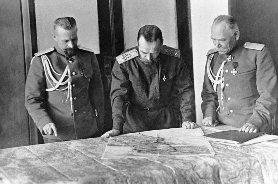 Что делал Суворов в Альпах?
