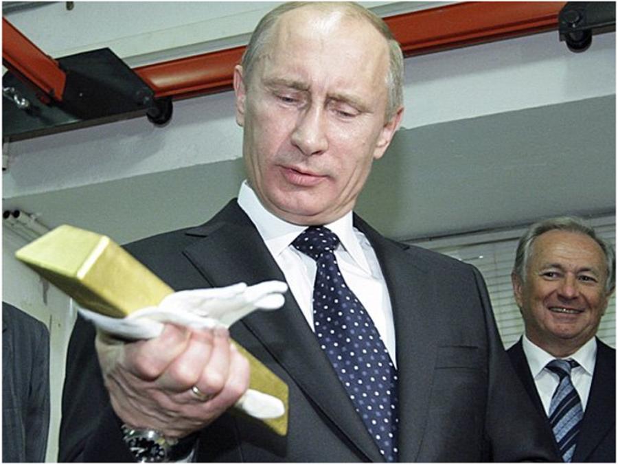 Кремль готов обрушить мировые финансовые рынки