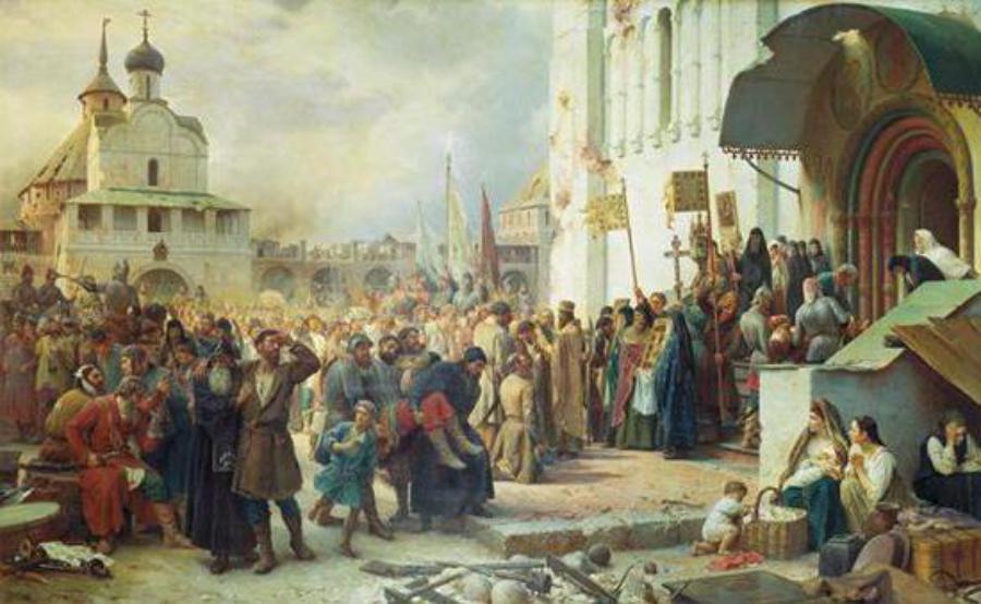 Мифы «Третьего Рима». Миф 20: Романовы