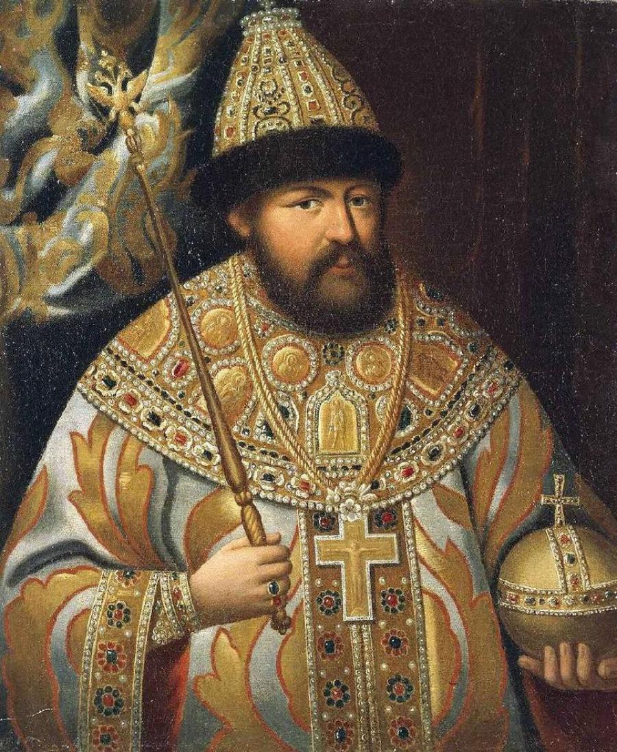 Петр Великий не был ни Рюриковичем ни Романовым