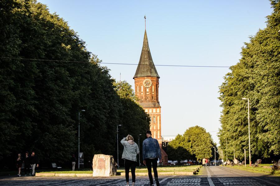 Кенингсберг - яркий пример триумфа